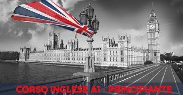 Corso di inglese per principianti