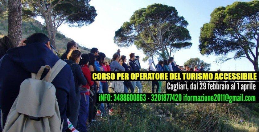 Corso per operatore del turismo accessibile