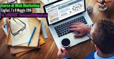 Corso Web Marketing Cagliari