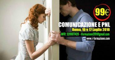 Corso di Comunicazione e PNL Roma