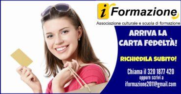 iFormazione-fidelity-card