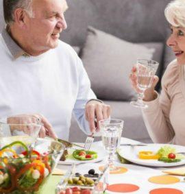 Alimentazione-Invecchiamento