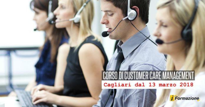 Corso di Customer Care Cagliari