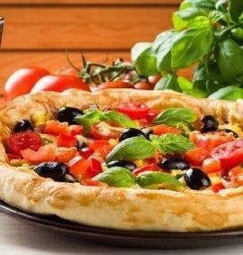 Pizza e Bevanda a scelta