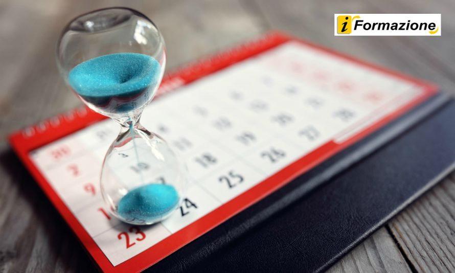 Gestione Tempo PNL 2018