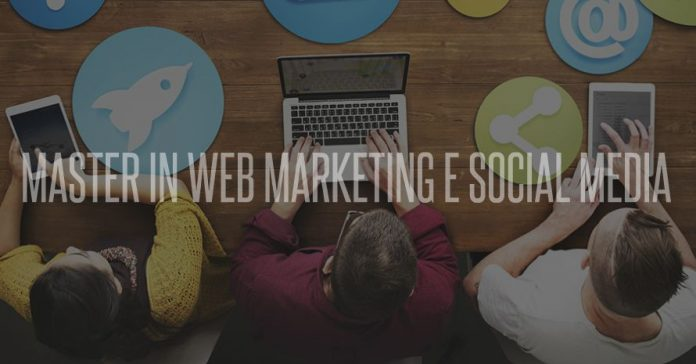 MASTER WEB MARKETING SOCIAL MEDIA